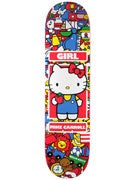 Girl Carroll Hello Kitty Deck 8x31.625