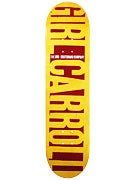 Girl Carroll Big Girl Invert Deck  7.87x31.62