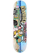 Girl Kennedy Be Kind Rewind Deck  8.0 x 31.5