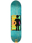 Girl Carroll Spike It Deck  8.125x31.625