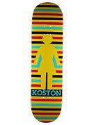 Girl Koston Geo Deck  8.25x31.625