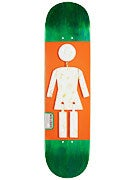 Girl Koston On Exhibit Deck  8.25 x 31.63
