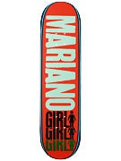 Girl Mariano Triple OG Deck  8.12x31.3
