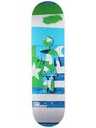 Girl Mariano Owen's World Deck  8.125x31.3