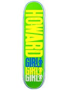 Girl Howard Triple OG Deck  8.5x31.875