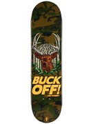 Girl Kennedy Buck Off Deck  8 x 31.5