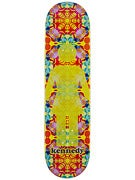 Girl Kennedy Kaleidoskate Deck  8.125 x 31.5