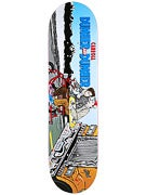 Girl Carroll Be Kind Rewind Deck  8.125 x 31.63