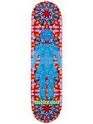 Girl Capaldi Kaleidoskate Deck  7.75 x 31.1