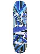Girl Capaldi Tape Deck  8.125 x 31.625