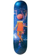 Girl Malto Space Girl Deck  8.125 x 31.63