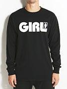 Girl Track Longsleeve T-Shirt