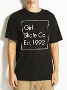Girl Timestamp T-Shirt