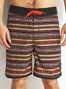 Globe Blanket Stripe Boardshorts