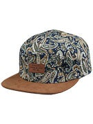 Globe Galleon 5 Panel Hat