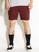 Globe Goodstock Chino Shorts Oxblood