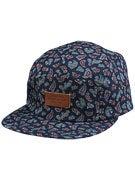 Globe Journey 5 Panel Hat
