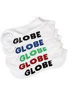 Globe Stealth Ankle Socks 5 Pk.