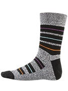 Globe Premium Socks  Thin/Fat Stripe