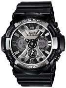 G-Shock GA-200BW-1 Watch Black