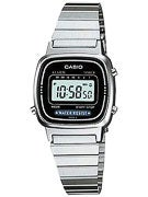 G-Shock LA-670WD Small Digital Watch  Silver