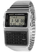 G-Shock DBC-611-1CR Watch  Silver