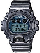 G-Shock DW-6900MF-2 Watch  Resin Grey/Blue