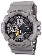 G-Shock GAC-100-8A Watch  Grey/Black