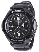 G-Shock G-Aviation Multi-Band GW-3000BB Watch  Black
