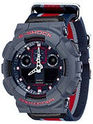 G-Shock GA-100MC-2A Cloth Band Watch