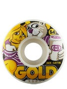 Gold Wheels Curtin Three Cups Wheels