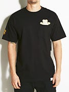 Grizzly x Ben Baller Griptape Pocket T-Shirt