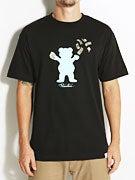 Primitive x Grizzly Brands Bear T-Shirt