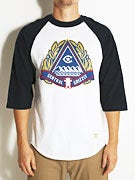 Grizzly x Central Raglan T-Shirt