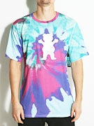 Grizzly Digi Tie Dye T-Shirt