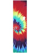 Grizzly Regular Bear Die Cut Tie Dye Griptape