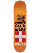 Habitat Angel Pack & Go Deck  8.0 x 31.5