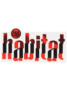 Habitat Generations Sticker