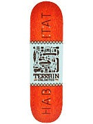 Habitat Terrain Unlimited Red Deck 8.5 x 32.375