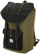 Herschel Little America Backpack Army/Black