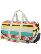 Herschel Novel Duffle Bag Stripe/Bone/Navy