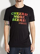 Happy Hour Cheers! More Beers! T-Shirt