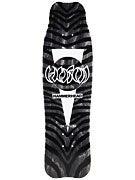 Hosoi Hammerhead Zebra Black Deck 8.75 x 31.75