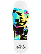 Hosoi Pop Art 87 White Deck 10 x 32.5