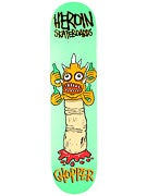 Heroin Chopper Scary Monsters Deck  7.75 x 31