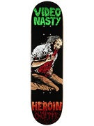 Heroin Chopper Nasty Deck  8.25 x 32