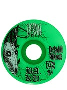 Heroin DMODW Wheels  Green