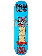 Heroin Shimizu Scary Monsters Deck  8.25 x 32