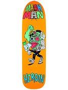 Heroin Mash Man Deck  8.5 x 32.25