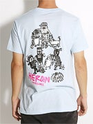 Heroin SKGBRDS T-Shirt